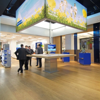 Interior Photography - Q110 Deutsche Bank