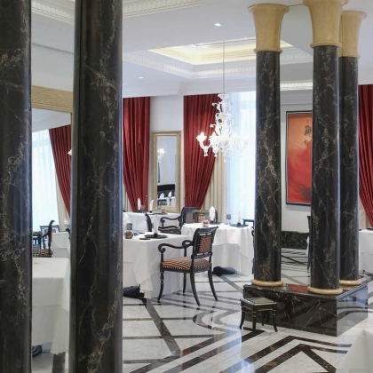 Interior Photography - Vitrum - The Ritz Carlton, Berlin