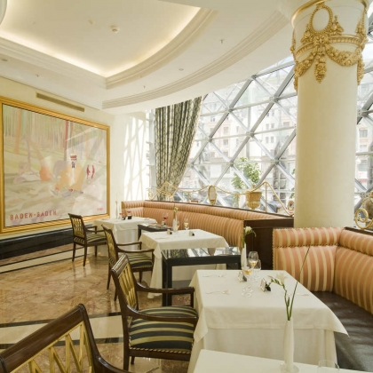 Interior Photography - Jeroboam Moskau
