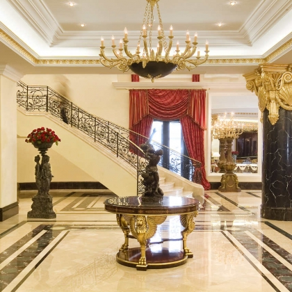 Interior Photography - Ritz Carlton Moskau