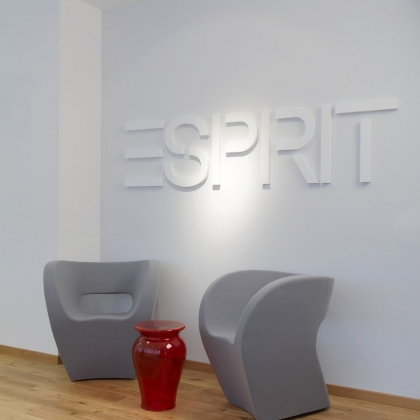 Interior Photography - Esprit Wiesbaden