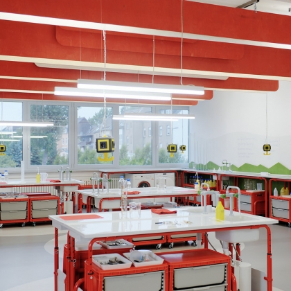 Interior Photography - Henkel Researchers' World
