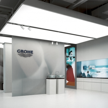 Interior Photography - Grohe
