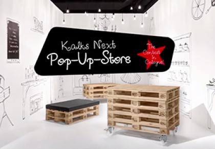 Motion Pictures | Markus Kratz | Interior Photography | Kalks next Pop-Up Store - Köln Arcaden | Event Video