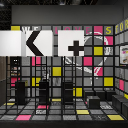 Tradefairs Photography | Markus Kratz | Interior Photography | Euroshop 2014 | Düsseldorf | kplus konzept | Discover New Spaces