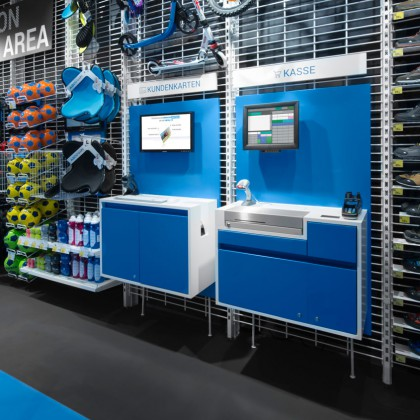 Markus Kratz | Store Photography | Decathlon Connect Stuttgart
