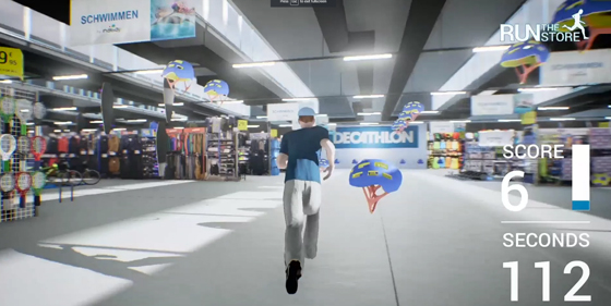 DECATHLON | RUN THE STORE